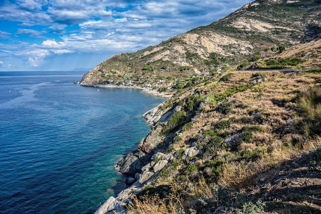 Landscape Isola d'Elba